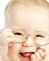 Como o bebê enxerga